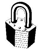 Padlock Image For Home Security Blog Post