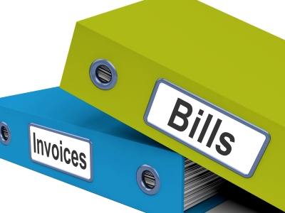 Managing bills with your smartphone