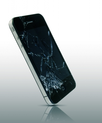 Data recovery from broken iPhone