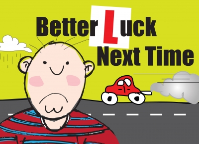 Driving instructor nightmare