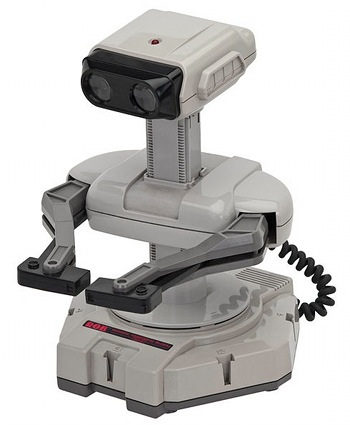 R.O.B. The Robot Image