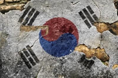 South Korean Flag Image