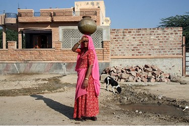 India water supply image