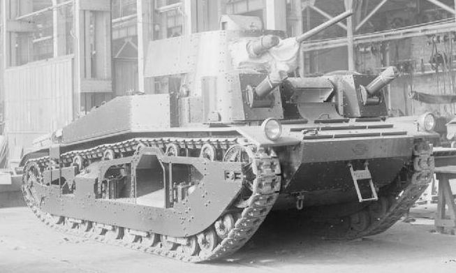 Vickers medium mk III image