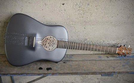 3D print guitar image