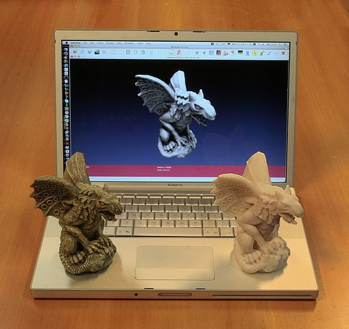 3D to print picture
