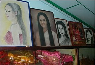 Mae Nak portraits