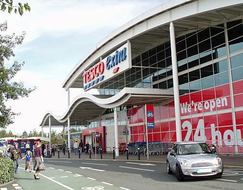 Tesco Extra building image