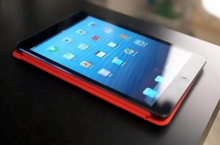 ipad on table image