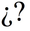 Question marks image
