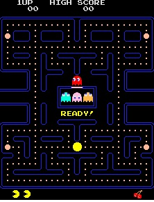 Pac Man Screenshot