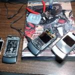 Water-damaged-phone