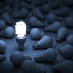 Night bulb image