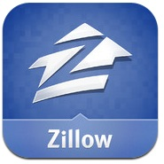 Zillow app icon image