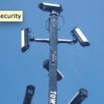 Security cameras image