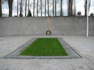 Burial spot of the Leaders of the Easter Rising