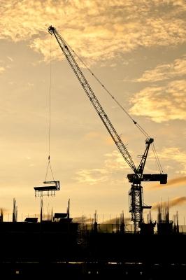 Engineering construction image