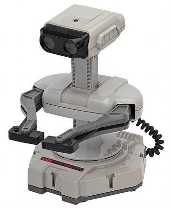 R.O.B. The Robot Image