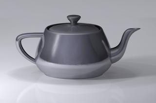 3D Teapot Image
