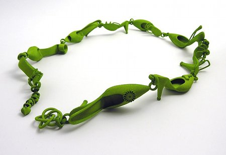 3D Printed Necklace imgw
