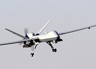 Drone plane image