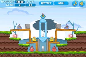 Screenshot 1 Mad Chickens image