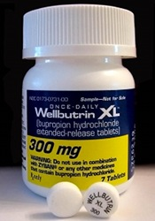 Bupropion Wellbutrin