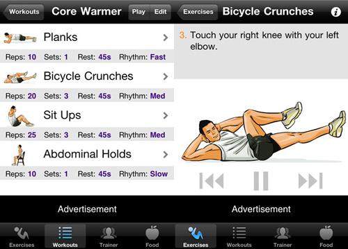 Best beginner gym workout app